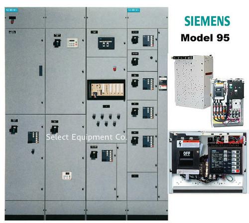 Siemens Motor Control Centers Model 95 | Buy Siemens MCC ...