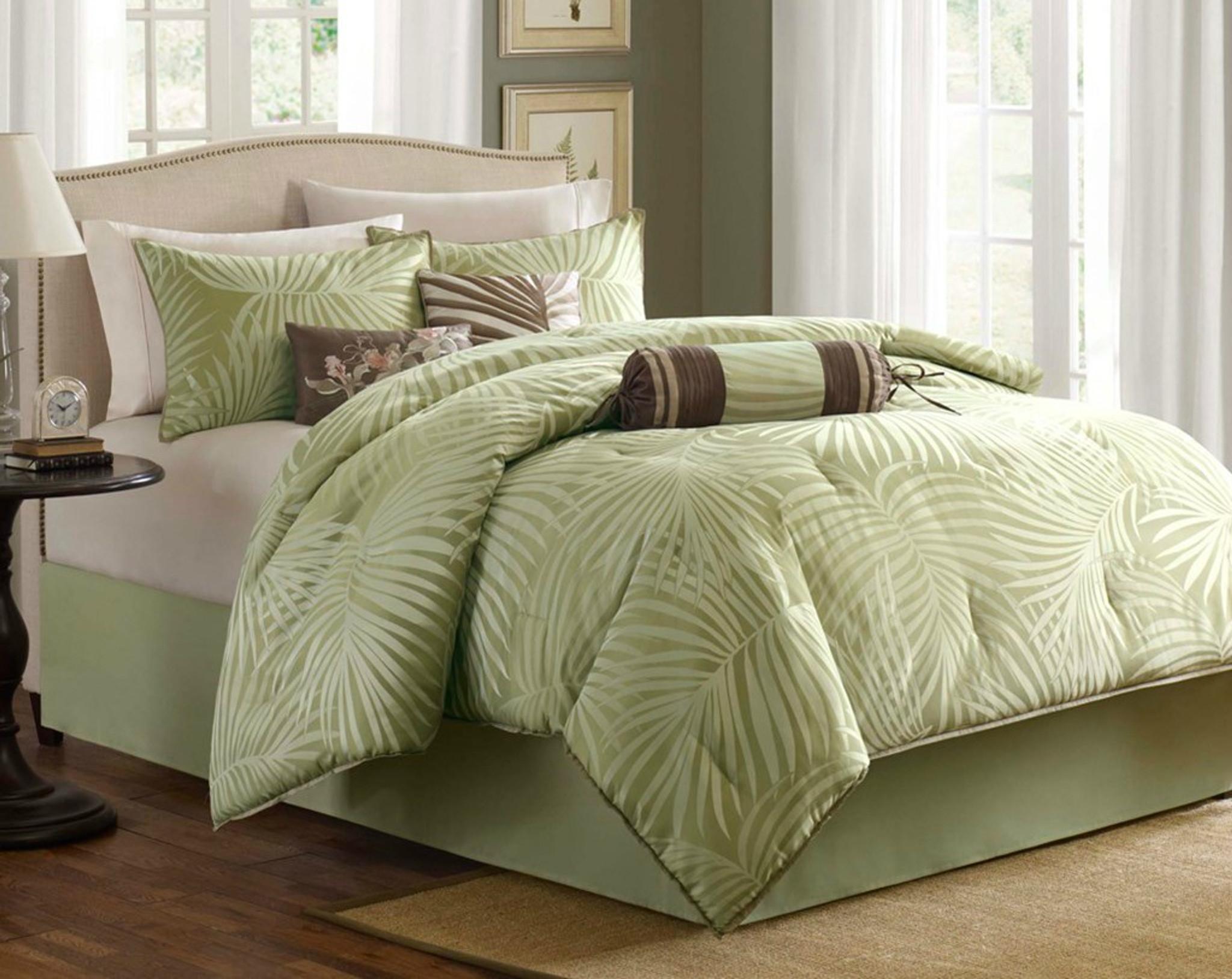 Bermuda Palms Comforter Set