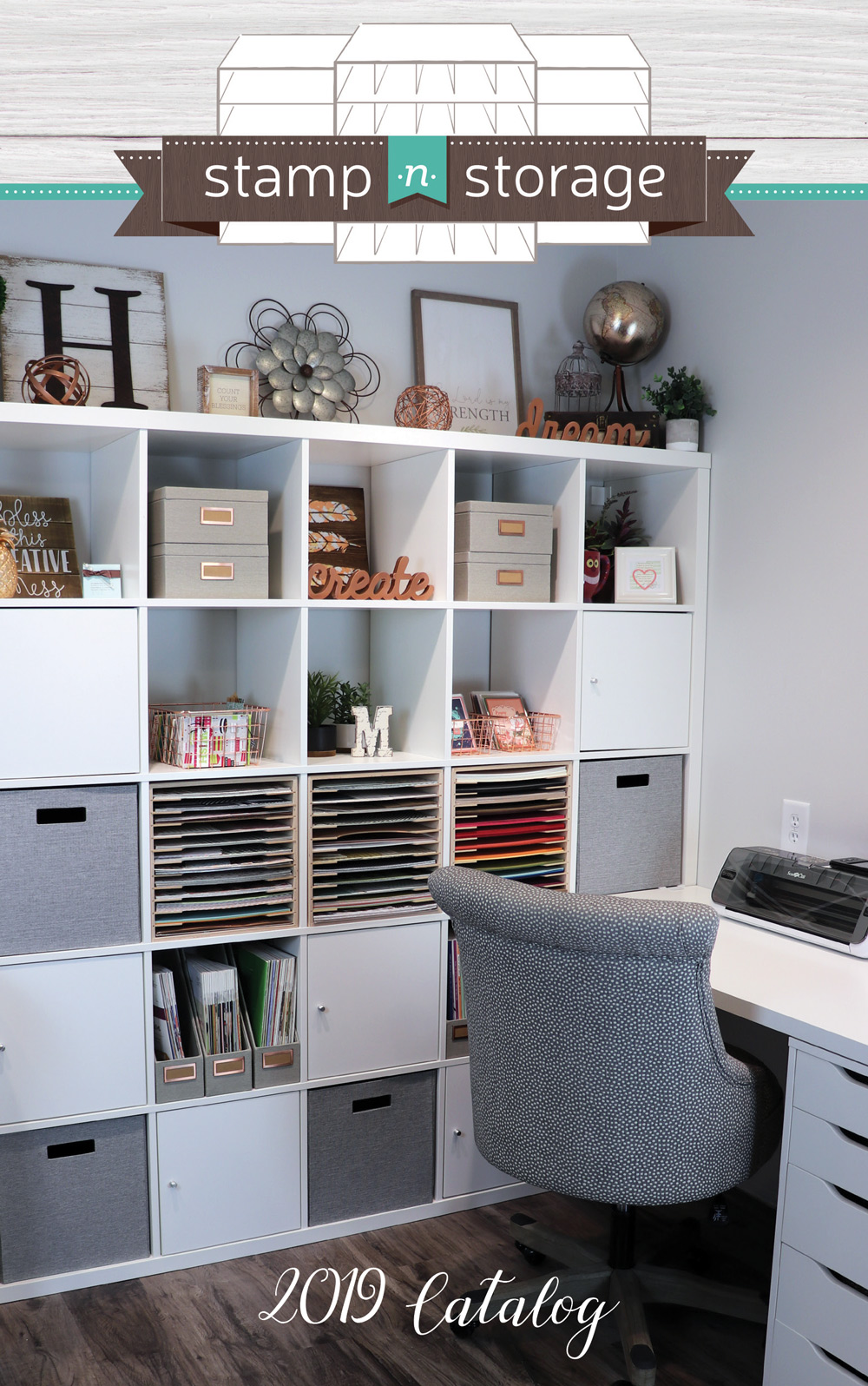 Product Catalog Stamp N Storage Craft Organization Solutions