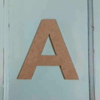 Wooden Letters  Unfinished Wood Letters  Unpainted DIY Craft Letters Unfinished Wood Cut Out Letters Wooden Alphabet Letter Arial Wooden