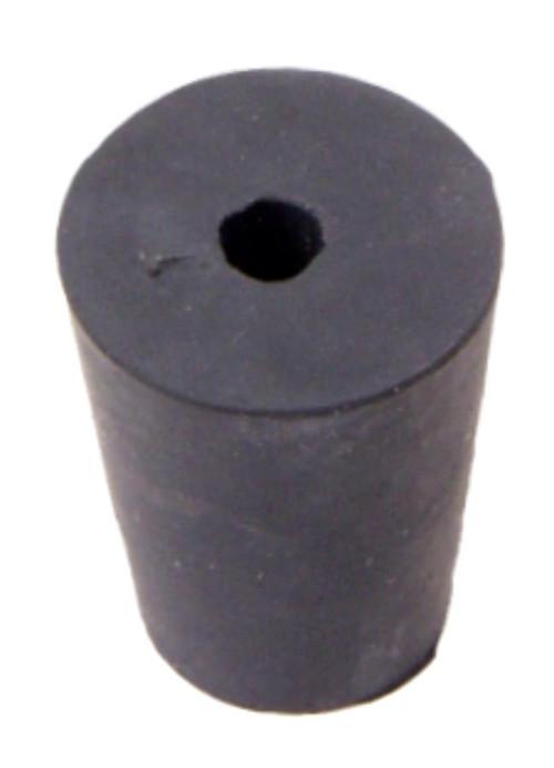 Rubber Stopper No 1 1 Hole