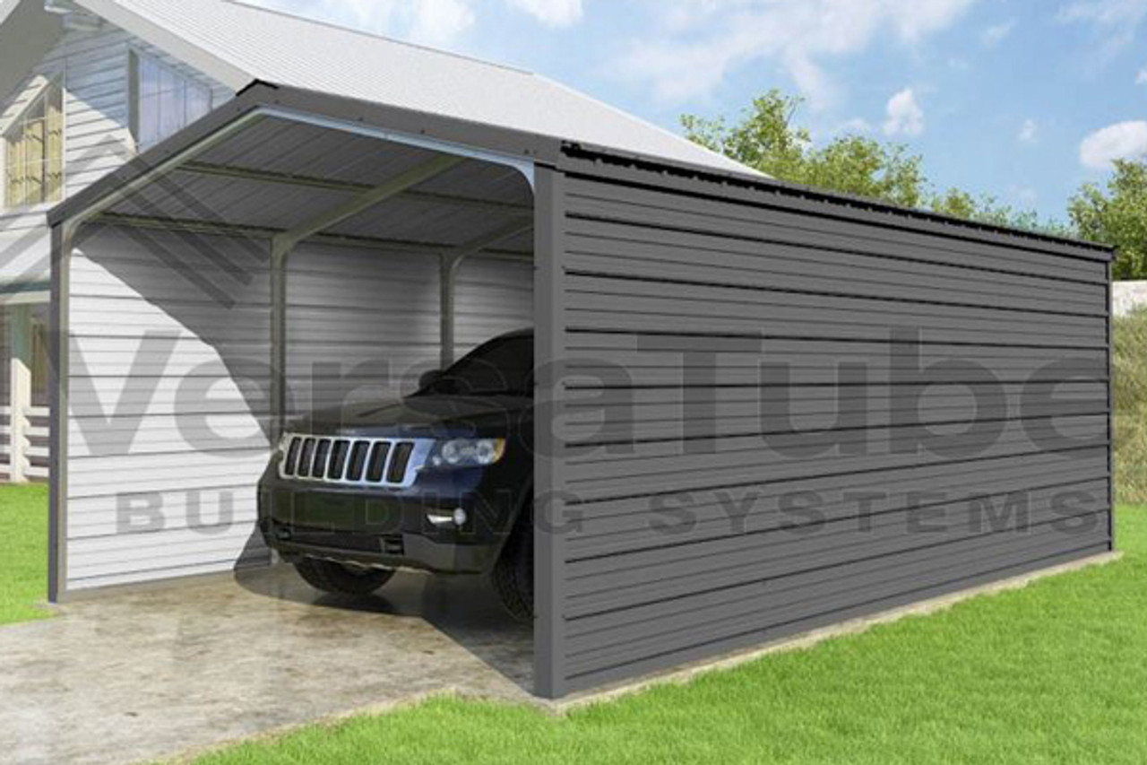 VersaTube Grand Series Carports Shelters Of New England