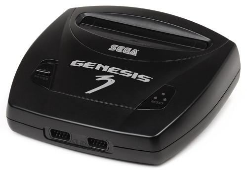 Sega Genesis 3 System Console Original Only For Sale