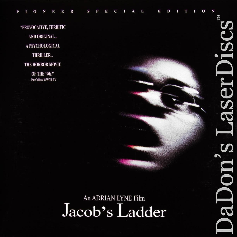 Jacob S Ladder Laserdisc Rare Laserdiscs Pioneer Special