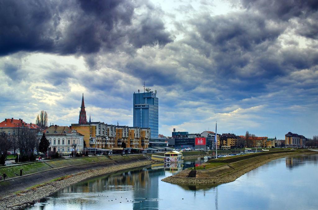 Galerie De Photos De Osijek Croatie Sur
