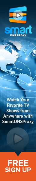 SmartDNSproxy - WATCH YOUR FAVORITE TV SHOWS