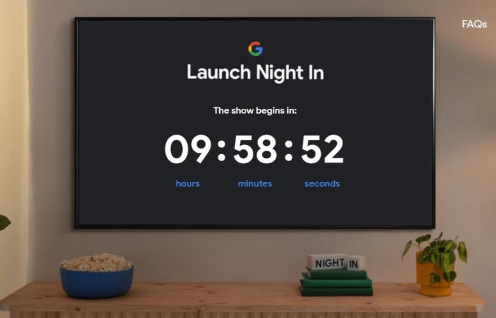 Googles stora hårdvaruevenemang börjar 20:00 ikväll