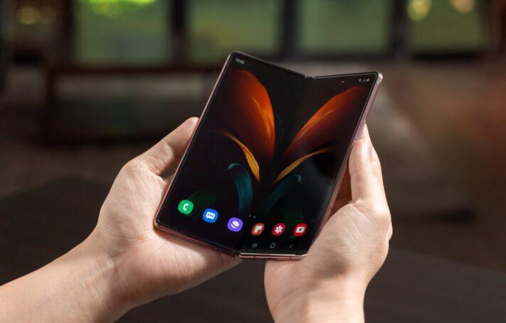 Samsung Galaxy Z Fold 2 börjar säljas i Sverige för 22 690 kronor