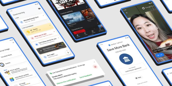 Google-assistenten får utökat stöd för att interagera med appar