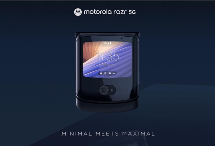 Motorola Moto Razr 5G nu tillgänglig för 15 990 kr