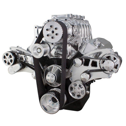 Block 396 Chevy Engine Small