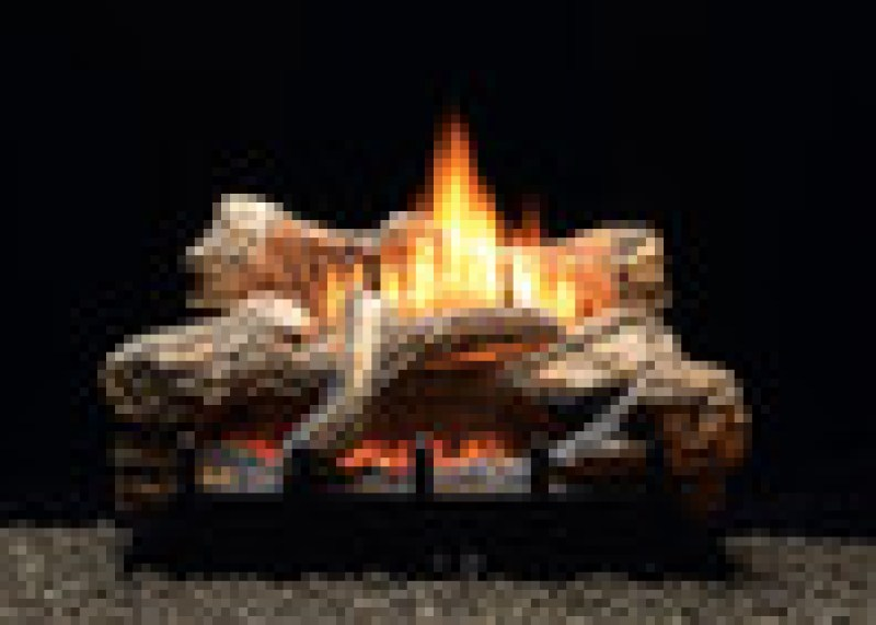 "White Mountain Hearth VFDR18LBN 18"" Flint Hill Log Set"