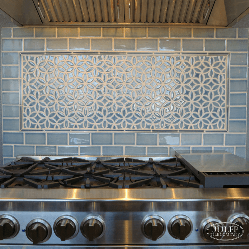 decorative tile inserts for your stove