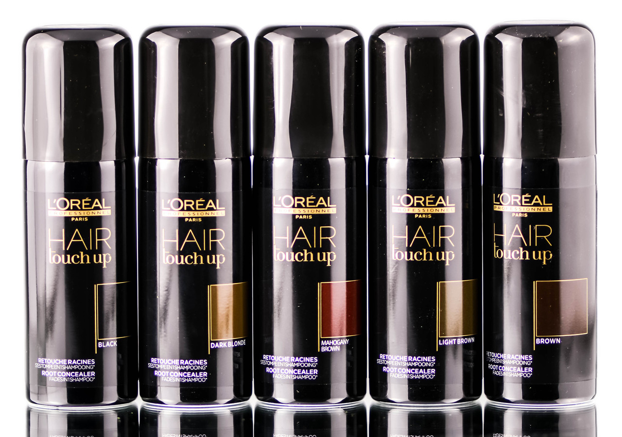 Loreal Pro Hair Touch Up Spray Formerly