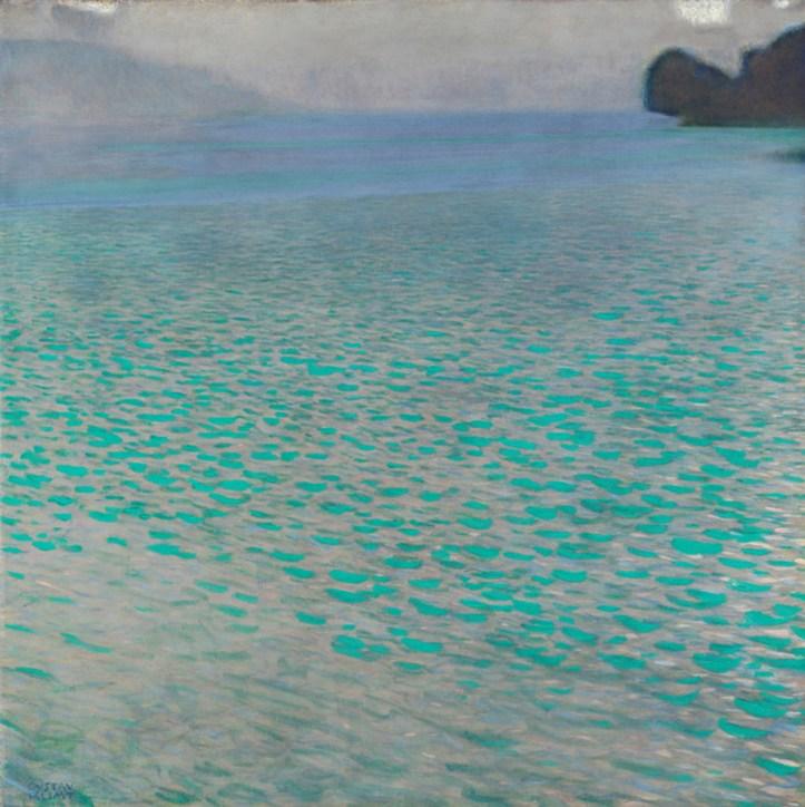 Gustav Klimt, Attersee