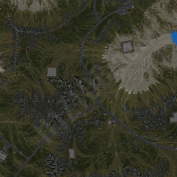 H1Z1 Just Survive Badwater Canyon Map    H1Z1DB net