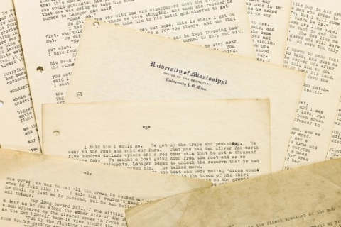 William Faulkner's Newly-Discovered Short Story and ...