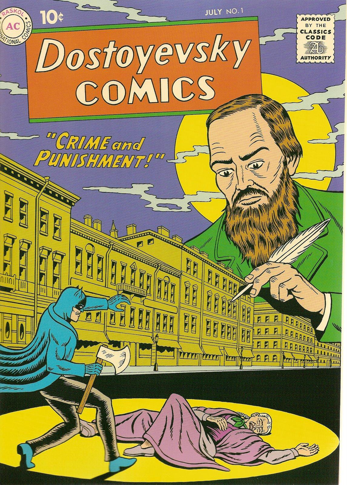 Dostoyevsky cvr