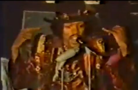 Jimi Hendrix Plays The Beatles Sgt Peppers Day