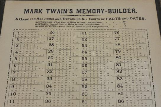 twain game