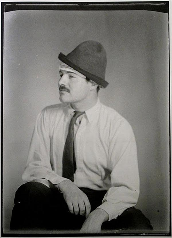 Hemingway Man Ray