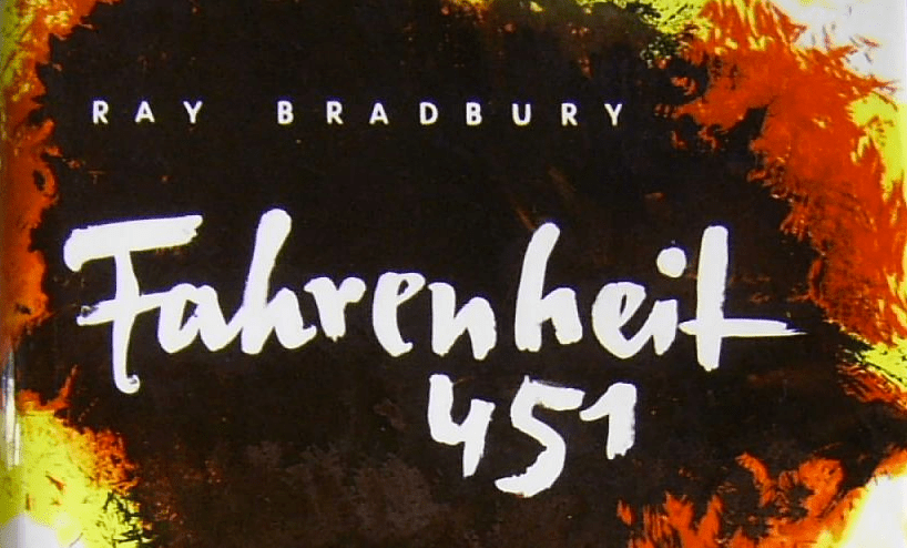 Fahrenheit 451 titles of chapters to