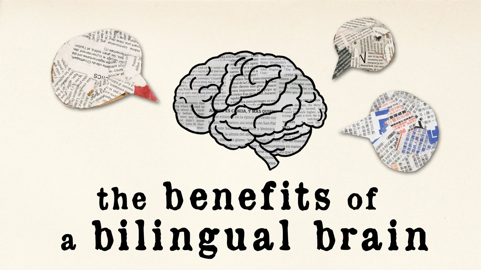Becoming Bilingual Can Give Your Brain A Boost What