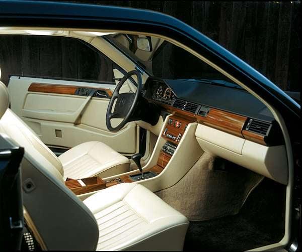 Mercedes w124 interior for Mercedes benz interior parts online
