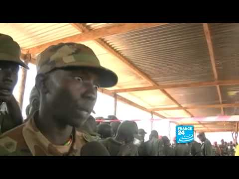 SUDAN - High turnout for south Sudanese referendum