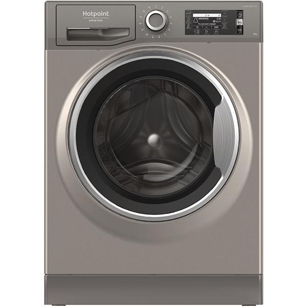 Masina de spalat rufe HOTPOINT NLLCD 946 GS A EU, ActiveCare, 9kg, 1400rpm, Clasa A+++, grafit
