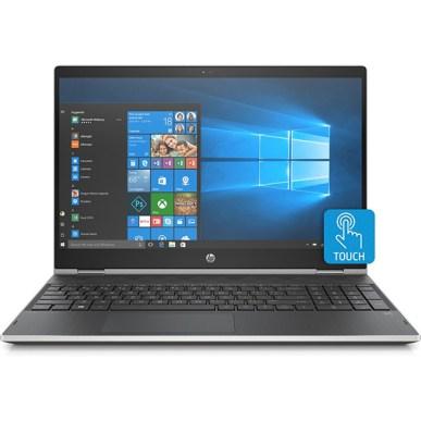 "Laptop 2 in 1 HP Pavilion x360 15-cr0002nq, Intel Core i3-8130U pana la 3.4GHz, 15.6"" Full HD, 4GB, 1TB + Intel Optane 16GB, Intel UHD Graphics 620, Windows 10 Home"