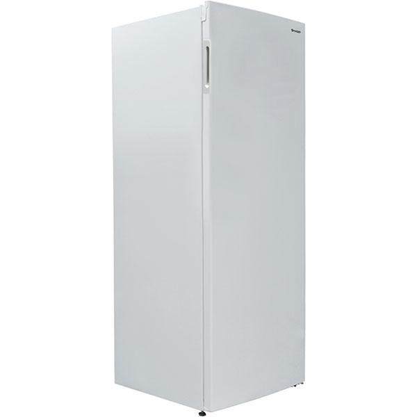 Congelator SHARP SJ-S1212E2W-EU, NoFrost 194 l, H 155.5 cm, Clasa A+, alb