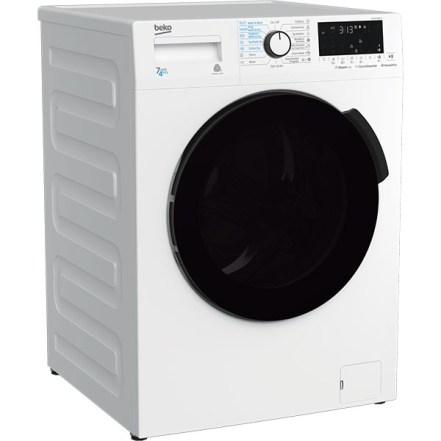 Masina de spalat rufe cu uscator BEKO HTE7613YBSTR, 7/4 kg, 1200rpm, B, alb