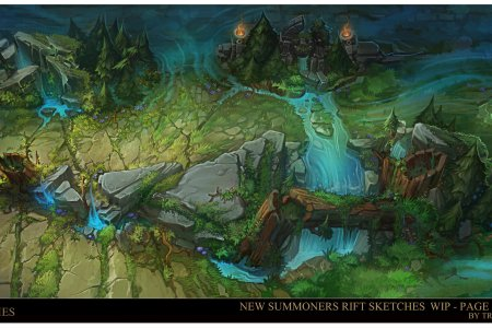 map of league of legends » Full HD MAPS Locations - Another World ...