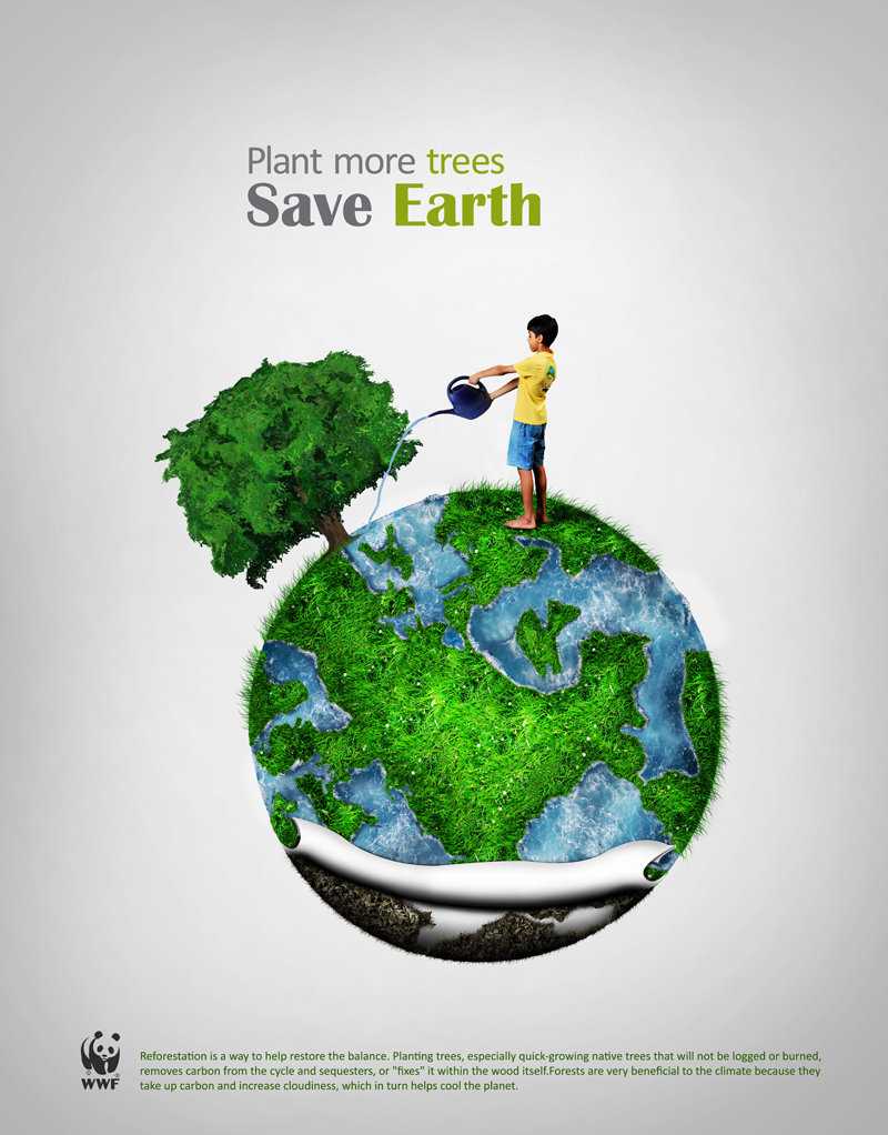 Artstation Save Earth Sikandar Hayat