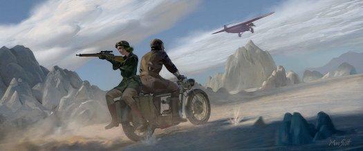 1920s Adventure