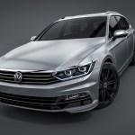 Artstation Volkswagen Passat Variant R Line 2015 Vadim Sergeev