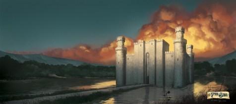7th Sea - Castel
