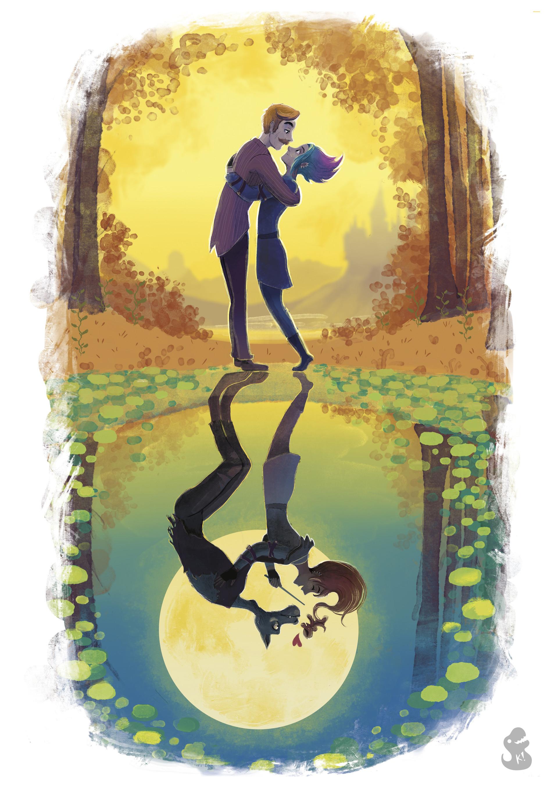 Kami Queiroz Lupin And TonksHarry Potter