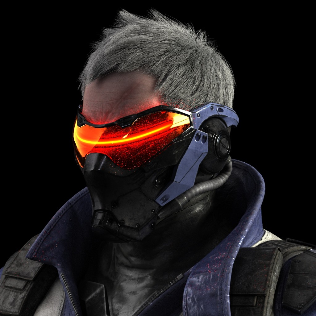 Heroes Of The Storm Build Concept Soldier 76 HeroesFire
