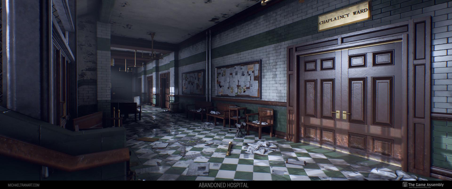Michael Tran Abandoned Hospital
