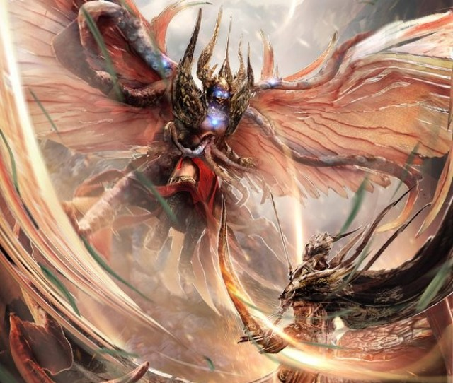 Evil Angel Attack