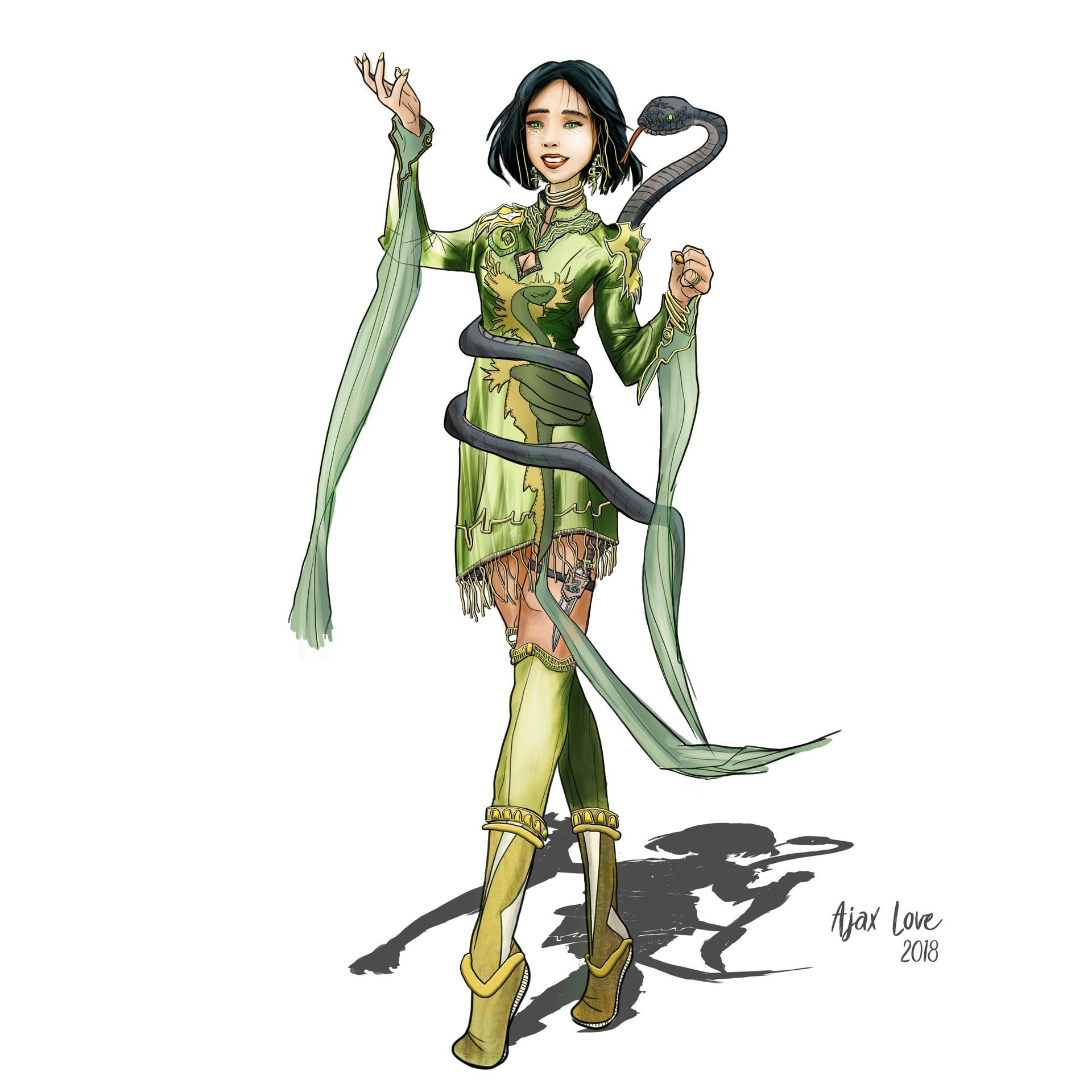 Art Pureblood Ti Dd Yuan