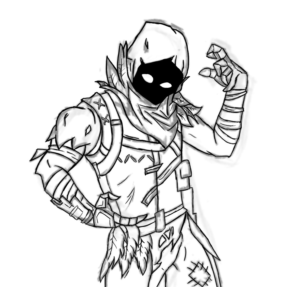 How To Draw Galaxy Skin Fortnite Skins Drawing