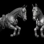 Karim Eltamer Realistic Horse