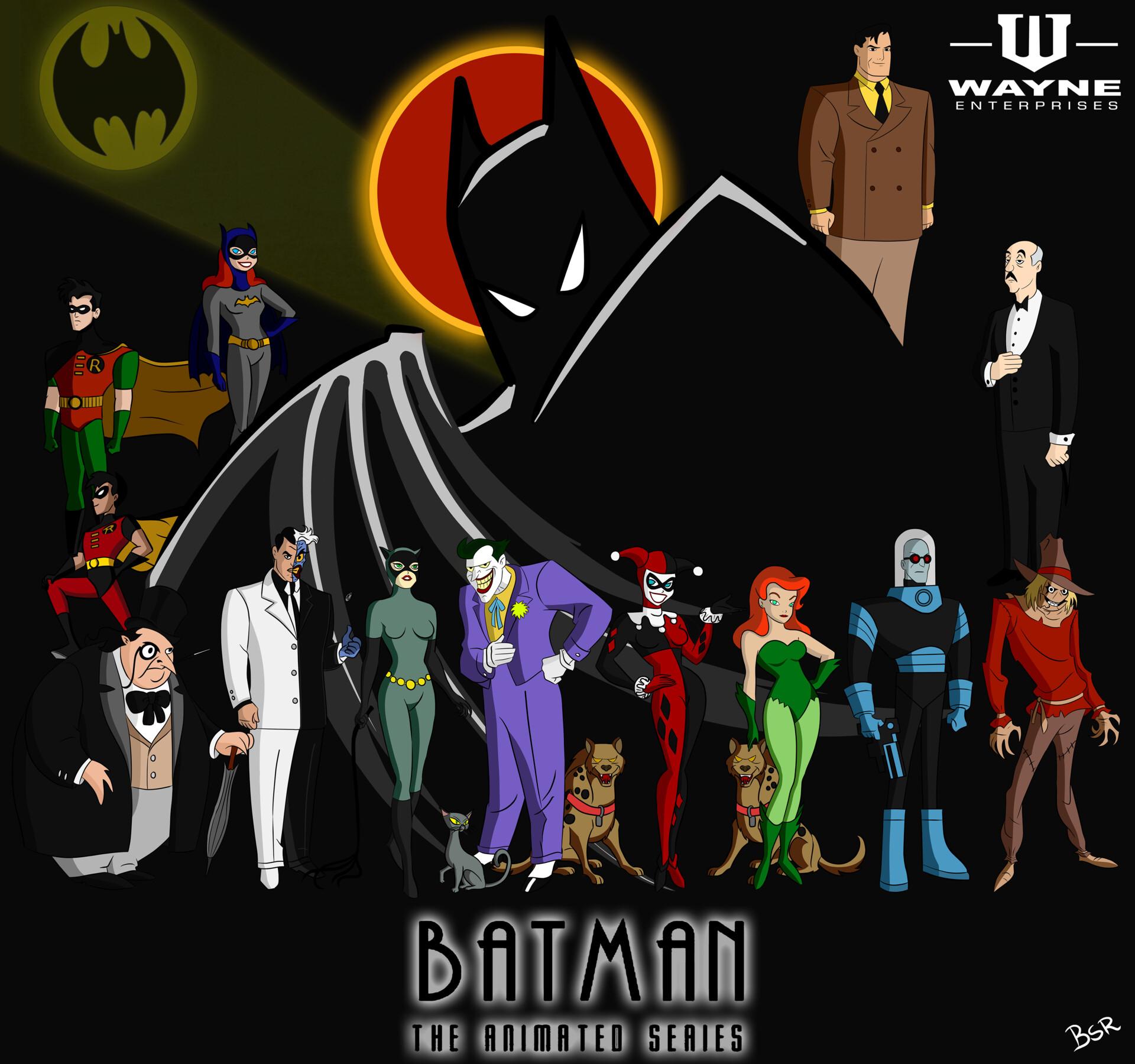 animated series poster bhargav s rajan