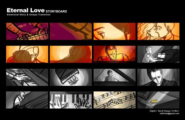 David dream station eternal love 08