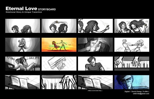 David dream station eternal love 03