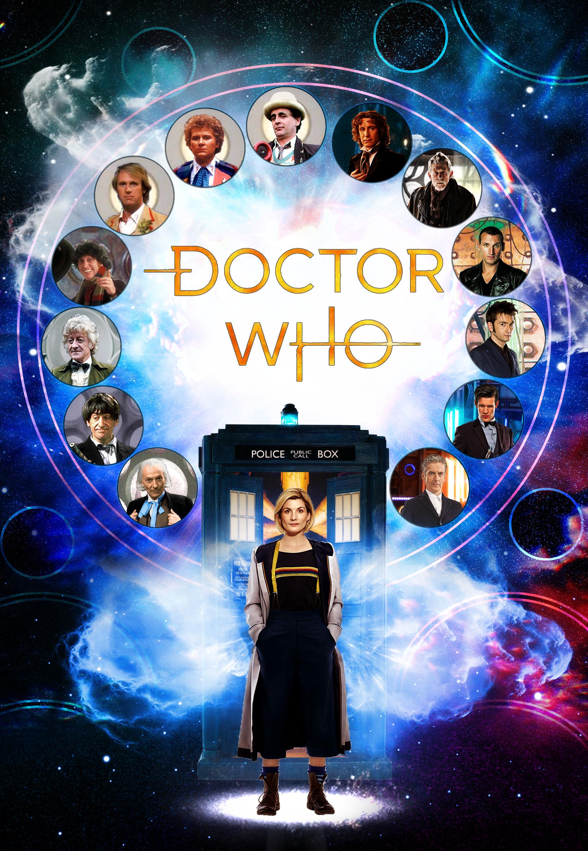 joseph atkinson doctor who poster 8