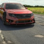 Artstation Ford Fusion 2010 Customized The Render Box